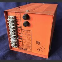 HLS 15DT2,5 Power Supply  SELEC mod. HLS 15DT2,5 Strumenti