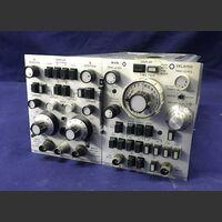 HP 1805A + HP 1825A Doppio Cassetto Oscilloscopio HP 1805A + HP 1825A Accessori per strumentazione