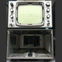 HP 180C Main Frame Oscilloscope HP 180C Strumenti