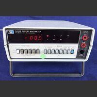 HP 3435A -da revisionare- Digital Multimeter HP 3435A -da revisionare Strumenti