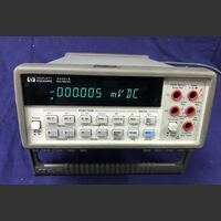HP 34401A Multimeter  HP 34401A Strumenti