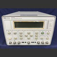 HP 3784A Digital Transmission Analyzer HP 3784A -DA REVISIONARE Strumenti