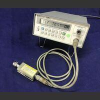 HP 437B + 8481A Power Meter HP 437B + 8481A Strumenti