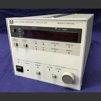 HP 6033A System Power Supply HP 6033A Strumenti