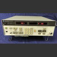 HP 8970A Noise Figure Meter HP 8970A -da calibrare Strumenti