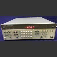 HP 3325B Synthesizer/Function Generator HP 3325B Strumenti