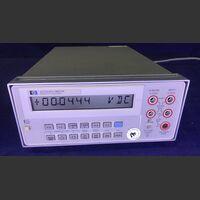 HP 3478A Multimeter HP 3478A Strumenti