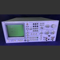 HP 3582A Spectrum Analyzer HP 3582A Strumenti