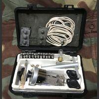 Kit Valvola e Finali R-123 Kit Valvola e Finali R-123 Accessori per apparati radio Militari