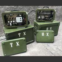 KTR 1000G Receiver and Transmitter RAYTHEON KTR 1000G Apparati radio