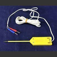 780 - 956 C Puntale con lampada di test  per prova circuito telefonico a 48Volt Accessori per apparati radio Militari