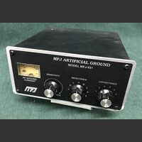 MFJ-931 Artificial Ground  MFJ-931 Telecomunicazioni