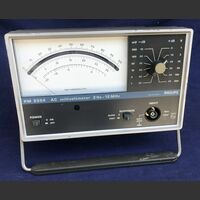 PHILIPS PM 2554 AC Voltmeter PHILIPS PM 2554 Strumenti