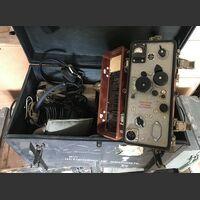 R-109 Ricetrasmettitore R-109 Ricetrasmettitore Europa dell'est Apparati radio