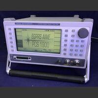 RACAL 6103G - PCS 1900 - Digital Radio Test Set RACAL 6103G - PCS 1900 Strumenti