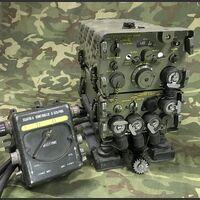 RT-70/VRC Ricetrasmettitore RT-70/VRC Apparati radio