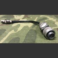 59359.905.490.28P Cavo con connettore antenna Racal 59359.905.490.28P Accessori per apparati radio Militari