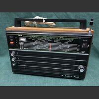 B210 Ricevitore URSS SELENA mod. B210 Apparati radio