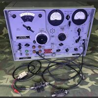 SG-12A/U Signal Generator U.S. Army SG-12A/U Strumenti