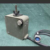 HP 100A Box Altoparlante SILEC HP 100A Accessori per apparati radio Militari