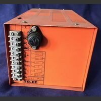 SLS 5M20 Power Supply  SELEC mod. SLS 5M20 Strumenti