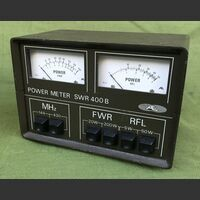 SWR 400B Power Meter AE SWR 400B Telecomunicazioni