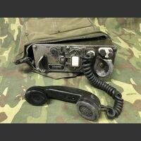 TA-312/PT Telephone SetU.S. Army mod. TA-312/PT Apparati radio