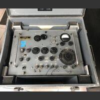 TS-418C/U Signal Generator U.S. Navy TS-418C/U Accessori per apparati radio Militari