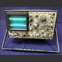 V-550B Oscilloscope HITACHI V-550B Strumenti
