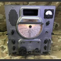 WOLNJA-K Ricevitore RUSSO WOLNJA-K ( VOLNA-K ) Apparati radio