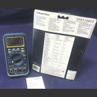 DMM 2005 True RMS Measuring WAVETEK DMM 2005 Strumenti