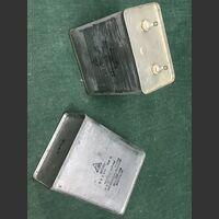 XT-386 Condensatore Carta Olio TOBE 10 MF 1500VDC Componenti elettronici