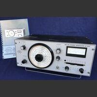 TES model AF 1077 AM-FM Stereo Generator TES model AF 1077 Strumenti