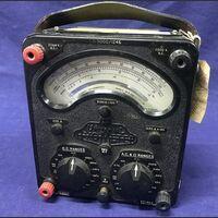 AvoMeter mod. 8 Multimetro Analogico AvoMeter mod. 8 Strumenti