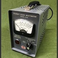 Barker & Williamson model 334A Dummy Load-Wattmeter Barker & Williamson model 334A Accessori per apparati radio Militari