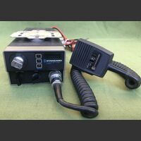 SR-C430 Ricetrasmettitore Veicolare UHF STANDARD SR-C430 Apparati radio
