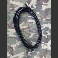 Bobina di Cavo antenna RG 213/Ua norme MIL Accessori per apparati radio Militari