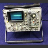 HP 1703A Oscilloscope HP 1703A Strumenti