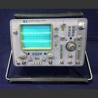 HP 1740A Oscilloscope HP 1740A Strumenti