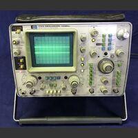 HP 1741A Oscilloscope HP 1741A Strumenti