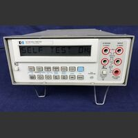 HP 3478A Multimeter HP 3478A Strumenti
