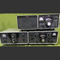 Stazione RADIO COLLINS Stazione RadioAmatoriale COLLINS KWM-2 + 30L-1 + 312B-5 + Alimentatore/box alt. Apparati radio