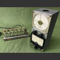 MECRONIC mod. 32/S Megaciclimetro MECRONIC mod. 32/S Analizzatori vari
