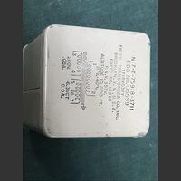 N17-T-75918-3711 Trasformatore di alimentazione blindato militare Ingresso 117 Volt ac Componenti elettronici