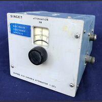SINGER ALFEED mod. E10 Attenuatore Passante SINGER ALFEED mod. E101 Strumenti