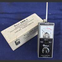 SWR-5 SWR Meter SATURN SWR-5 Telecomunicazioni