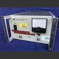 TF 2167 RF Amplifier MARCONI TF 2167 Strumenti
