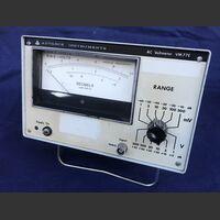 VM77E AC Voltmeter ADVANCE VM77E Strumenti