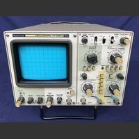 NATIONAL VP-5250A Oscilloscope NATIONAL VP-5250A Strumenti