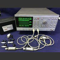 WILTRON model. 6407 RF Network Analyzer WILTRON model. 6407 Strumenti